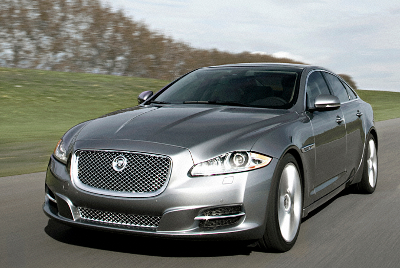 2011 Jaguar XJ Owners Manual
