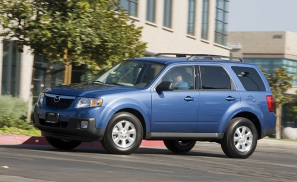 2011 Mazda Tribute Owners Manual