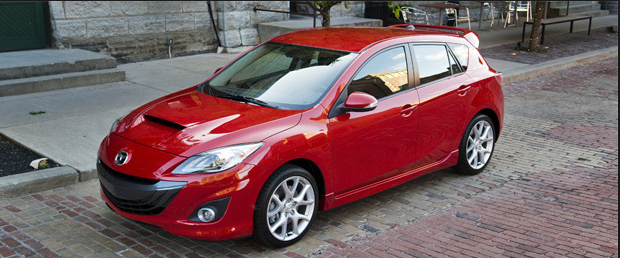 2011 Mazdaspeed 3 Owners Manual