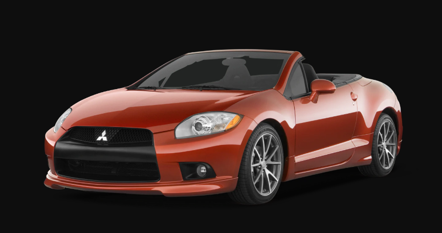 2011 Mitsubishi Eclipse Owners Manual