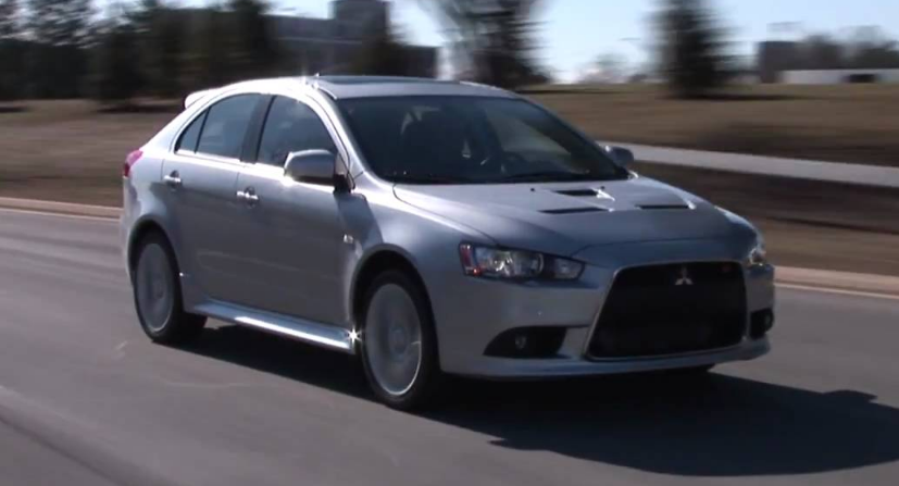 2011 Mitsubishi Lancer Sportback Concept and Owners Manual