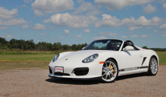 2011 Porsche Boxster Spyder Owners Manual