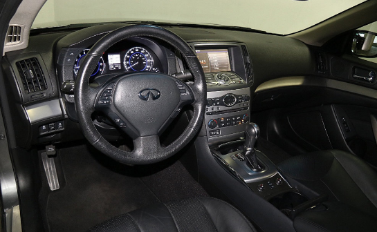 2012 Infiniti G37 Interior and Redesign
