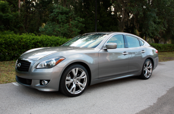 2012 Infiniti M56 Onwers Manual