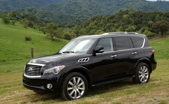 2012 Infiniti QX56 Owners Manual
