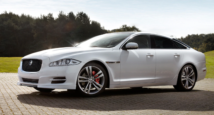 2012 Jaguar XJ Owners Manual