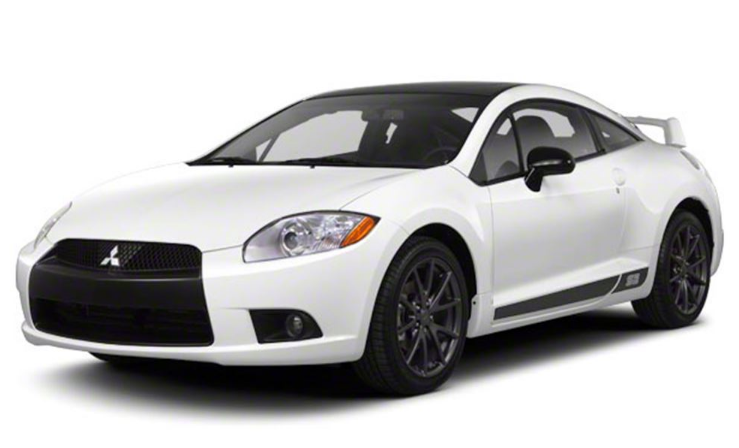2012 Mitsubishi Eclipse Owners Manual