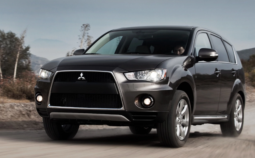 2012 Mitsubishi Outlander Owners Manual