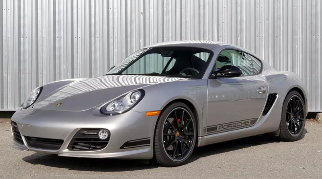 2012 Porsche Cayman R Owners Manual