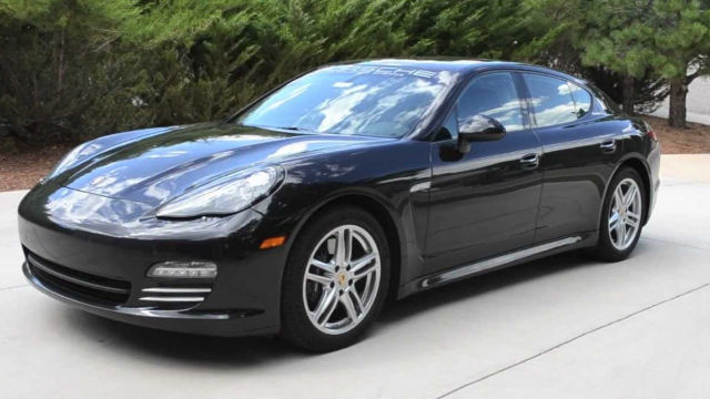 2012 Porsche Panamera Owners Manual