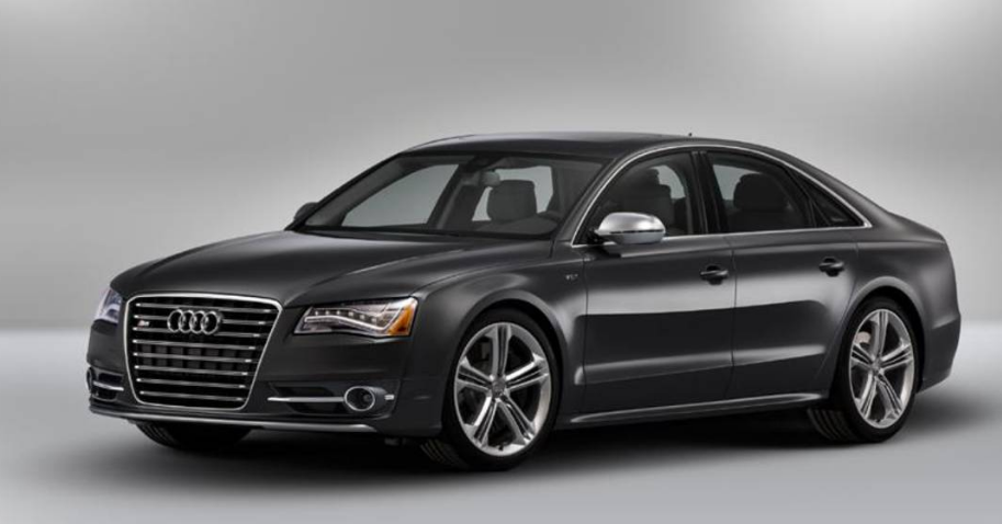 2013 Audi A8 Owners Manual