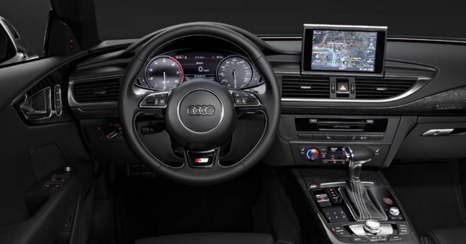2013 Audi S7 Interior and Redesign