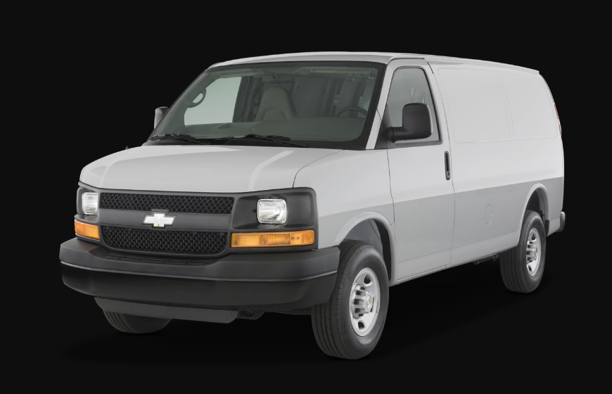 2013 Chevrolet Express 2500 Owners Manual