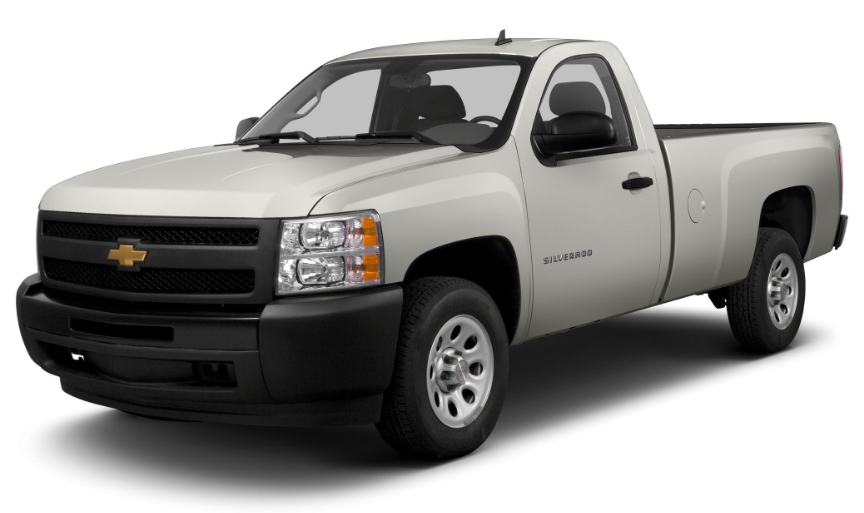 2013 Chevrolet Silverado 1500 Owners Manual