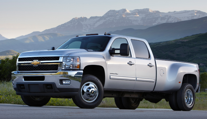 2013 Chevrolet Silverado 3500 Owners Manual