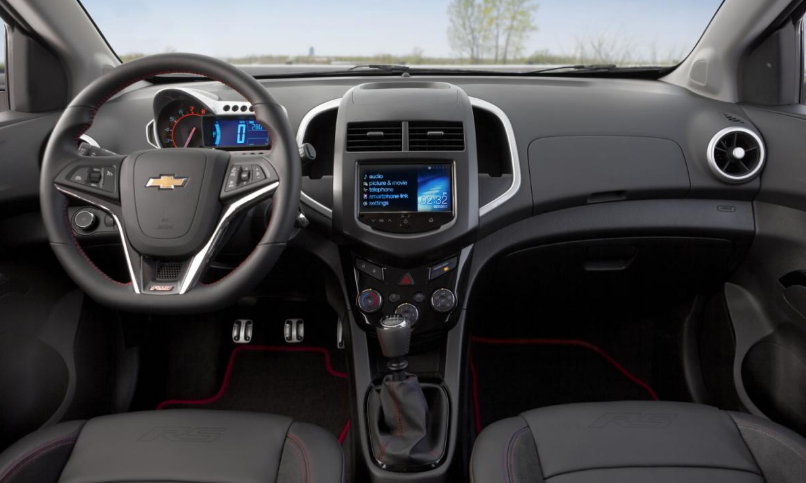 2013 Chevrolet Sonic RS Interior and Redesign