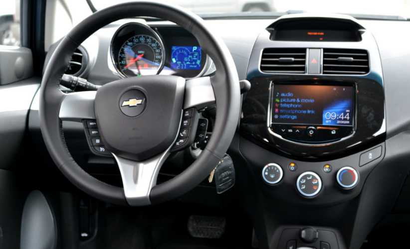 2013 Chevrolet Spark Interior and Redesign