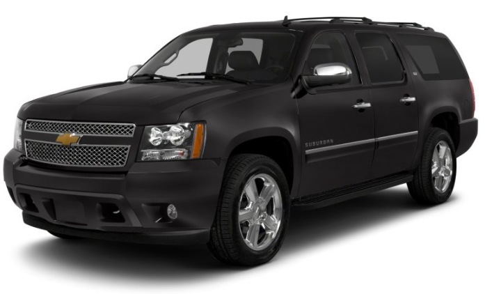 2013 Chevrolet Suburban Owners Manual