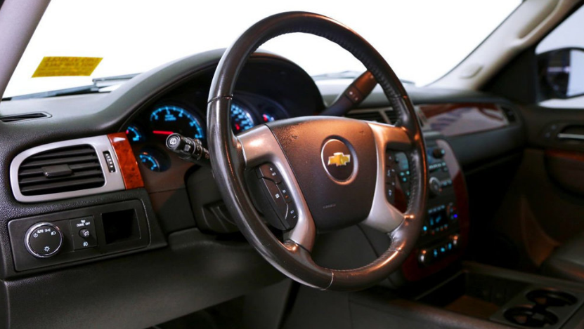 2013 Chevrolet Tahoe Interior and Redesign