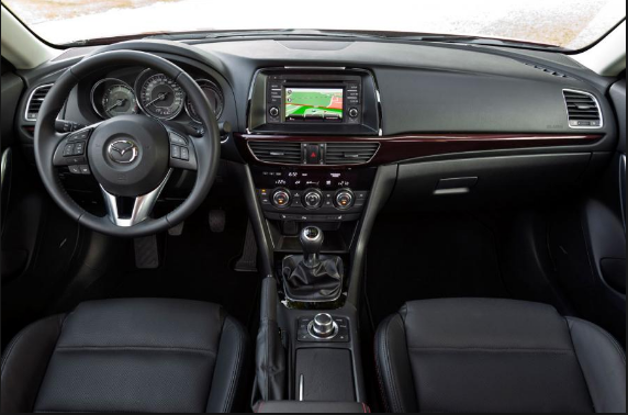 2013 Mazda 6 Interior and Redesign