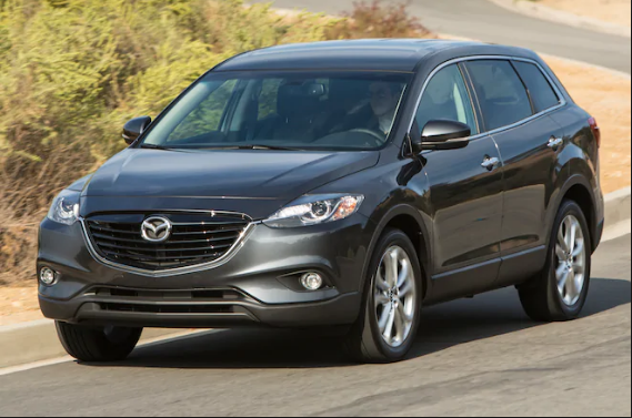 2013 Mazda CX-9 Owners Manual