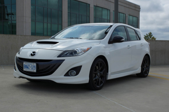 2013 Mazda Speed 3 Owners Manual