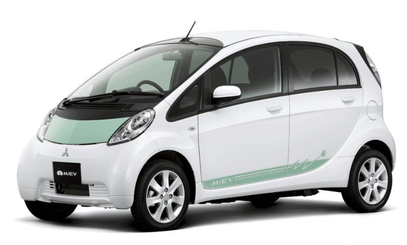 2013 Mitsubishi i-MiEV Owners Manual