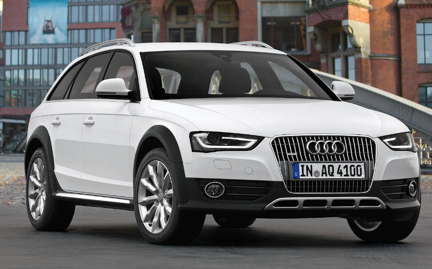 2014 Audi Allroad Owners Manual