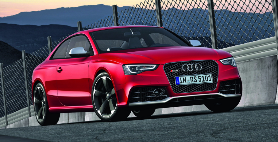 2014 Audi RS5 Owners Manual