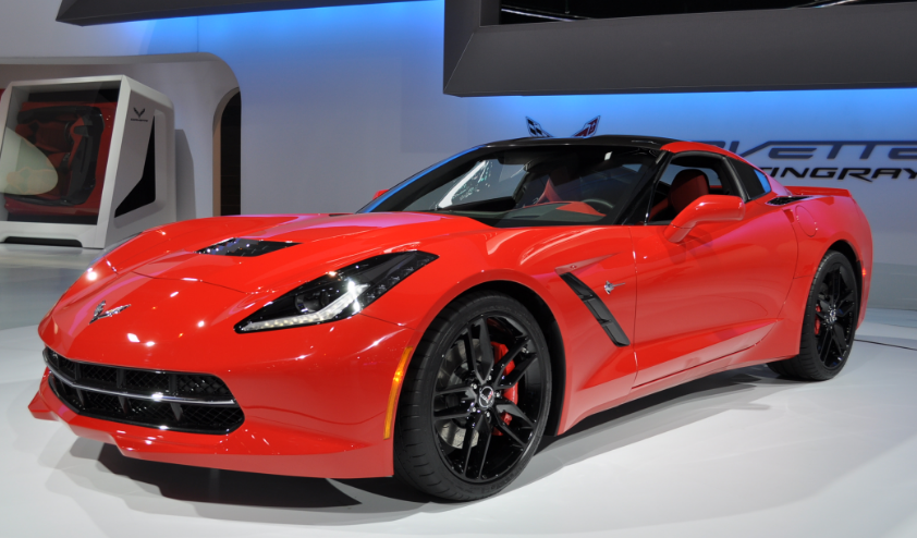 2014 Chevrolet Corvette Owners Manual