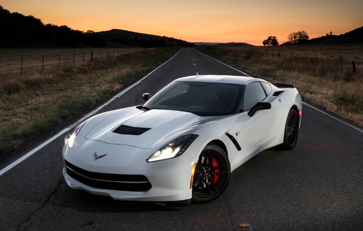 2014 Chevrolet Corvette Stingray Owners Manual