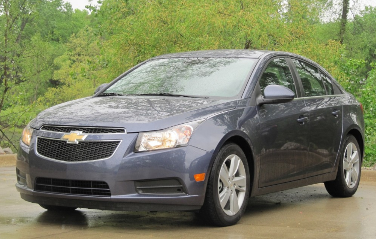 2014 Chevrolet Cruze Diesel Owners Manual