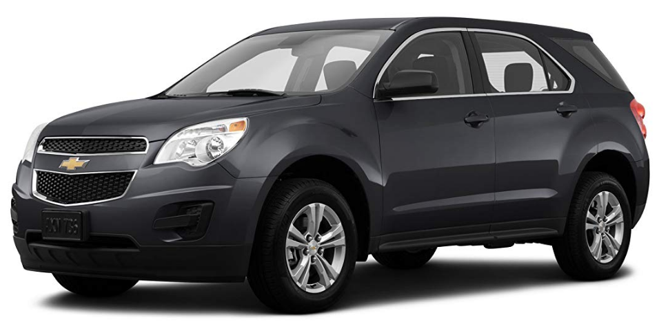 2014 Chevrolet Equinox Owners Manual