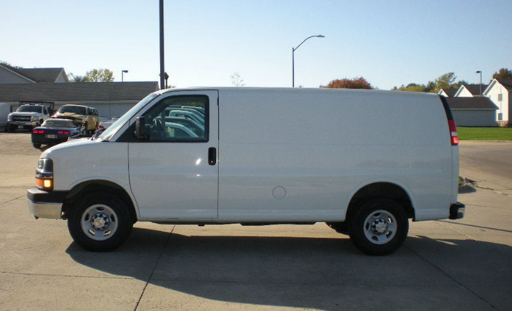 2014 Chevrolet Express 2500 Owners Manual