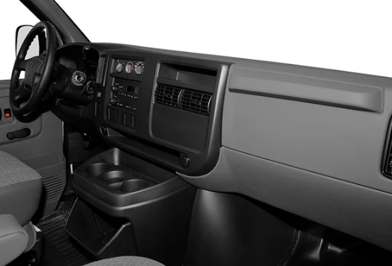 2014 Chevrolet Express 2500 Interior and Redesign