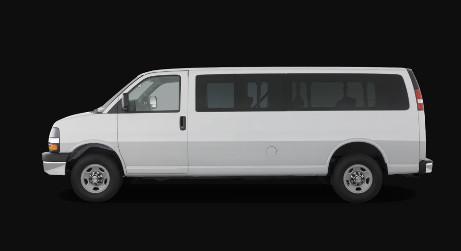 2014 Chevrolet Express 3500 Owners Manual