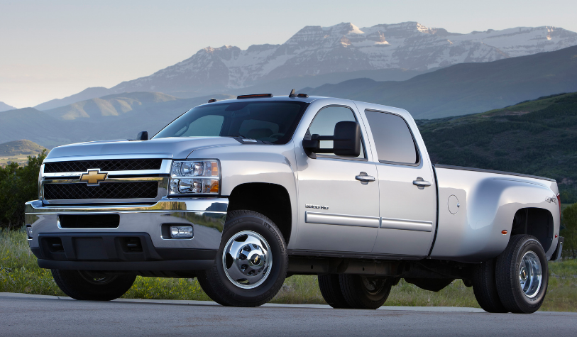 2014 Chevrolet Silverado 3500 Owners Manual
