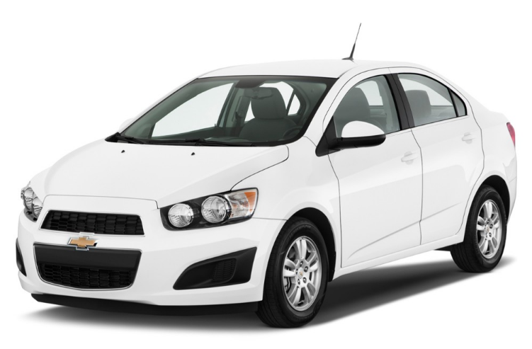 2014 Chevrolet Sonic Owners Manual