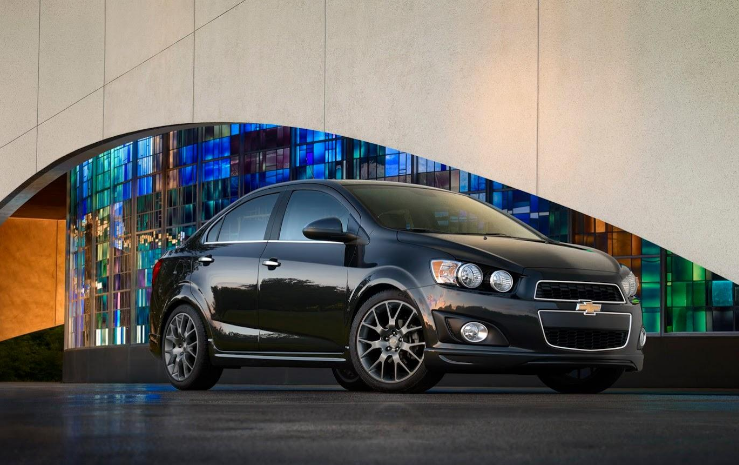 2014 Chevrolet Sonic Dusk Owners Manual
