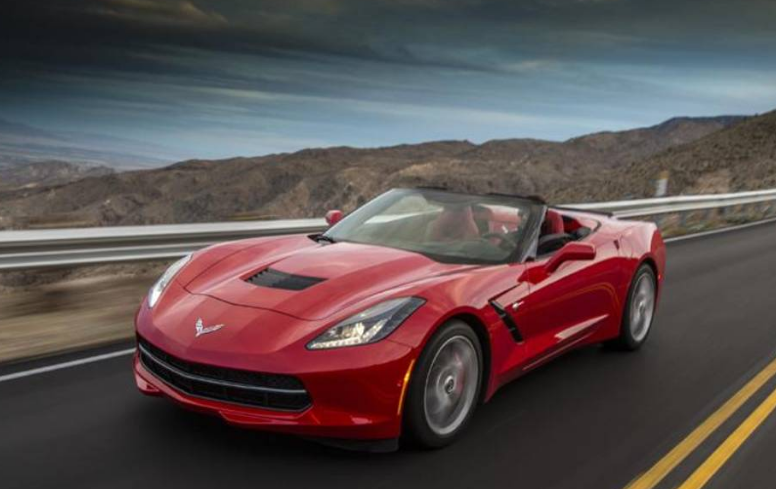 2014 Chevrolet Stingray Convertible Owners Manual
