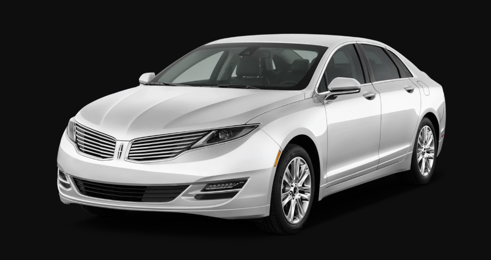 2014 Lincoln MKS Owners Manual