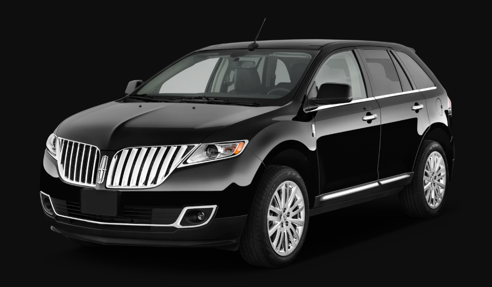 2014 Lincoln MKX Owners Manual