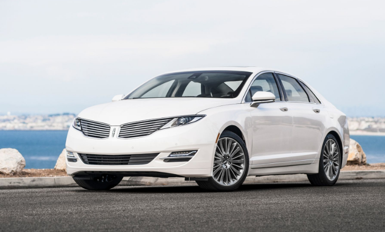 2014 Lincoln MKZ Hybrid Owners Manual