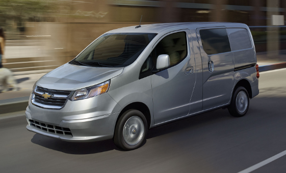 2015 Chevrolet City Express Owners Manual