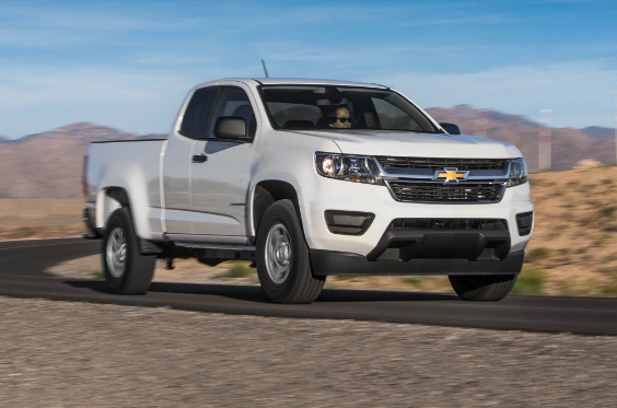2015 Chevrolet Colorado Owners Manual