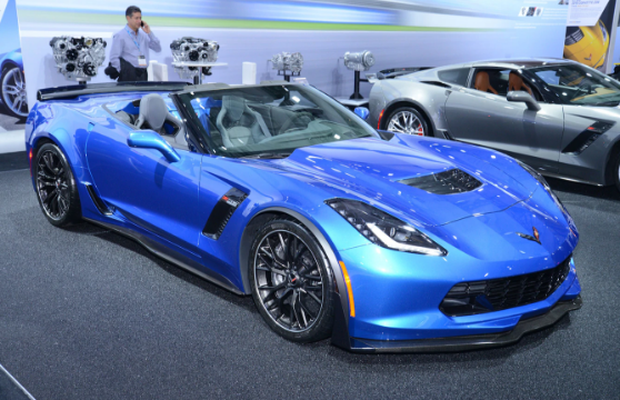 2015 Chevrolet Corvette Z06 Convertible Owners Manual