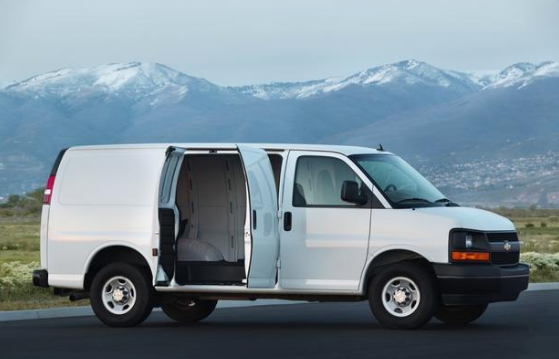 2015 Chevrolet Express 1500 Owners Manual