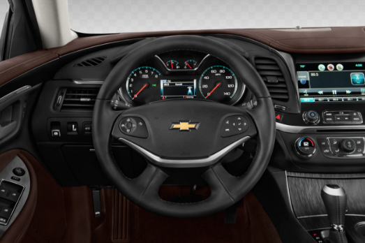 2015 Chevrolet Impala Interior and Redesign