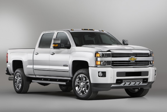2015 Chevrolet Silverado 2500 Owners Manual