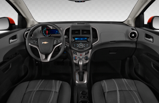 2015 Chevrolet Sonic Interior and Redesign